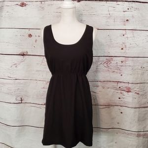 The Impeccable Pig Sheer Back Lace Dress Size M